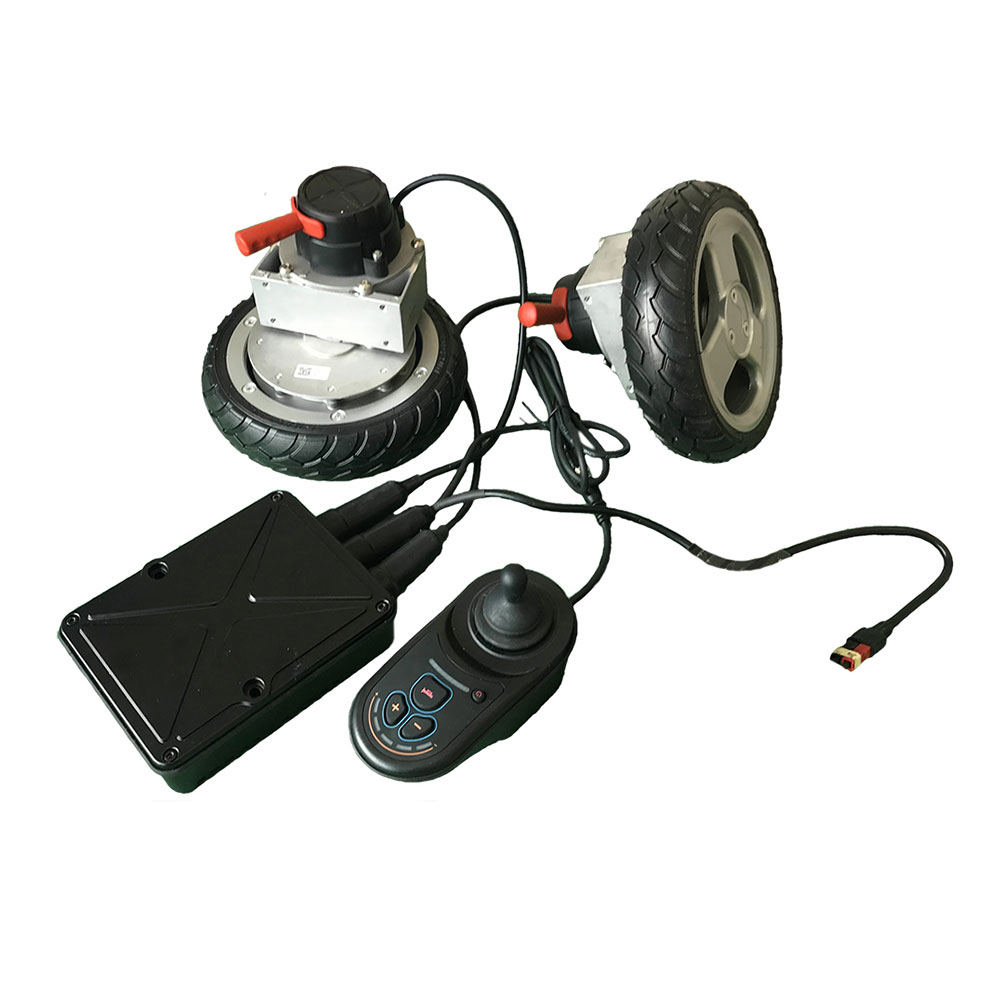 (Flat) 8 Inch Motor And Controller for Wheelchair