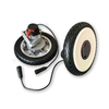 (Groove) Wheelchair Motor with 12 Inch Solid Or Pneumatic Tire